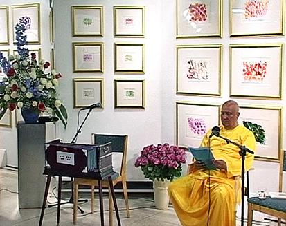 Духовная поэзия, Шри Чинмой